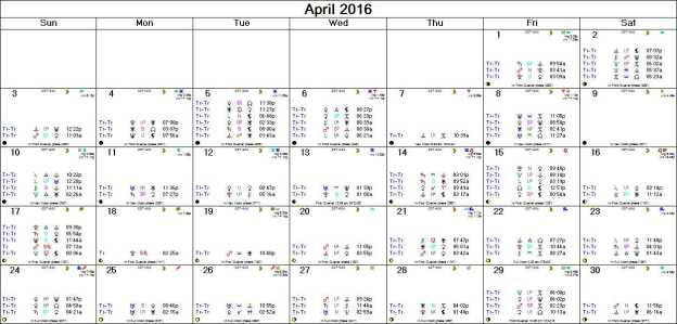2016-04 Monthly Marsout