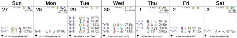 2016 W49 Calendar (Weekly)
